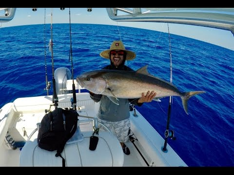 THE BIGGEST FISH OF MY LIFE - MIAMI OFFSHORE BOTTOM FISHING