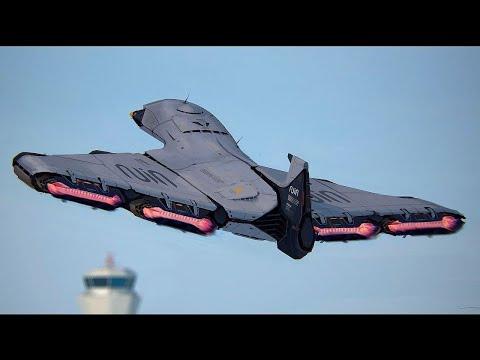 La RUSSIE Teste Leur Nouveau Secret Jet Fighter