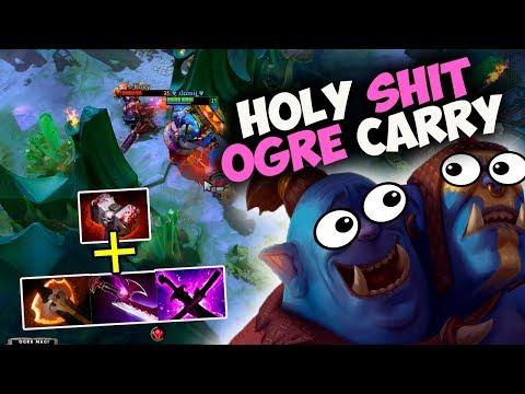 WTF! OGRE MAGI CARRY NEW META | FAKY GAMEPLAY DOTA 2 thumbnail