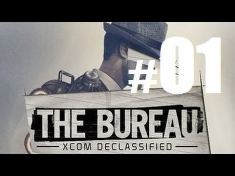 the bureau xcom declassified walkthrough part 1 hd pcps3360 youtube. Black Bedroom Furniture Sets. Home Design Ideas