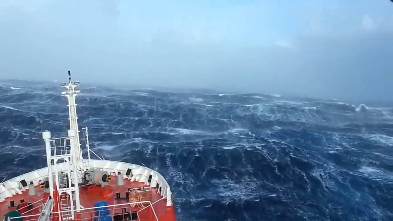 Ship in Indian ocean H...