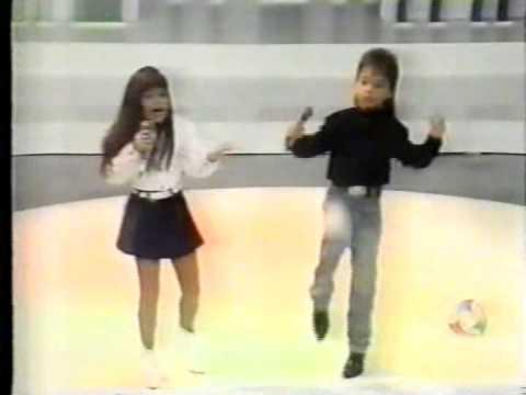 Sandy & Junior - Bicho Preguiça (Programa Raul Gil)