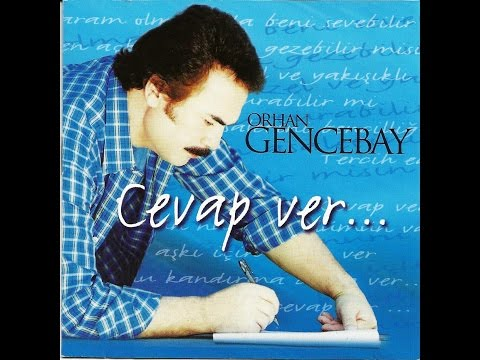 Cevap Ver- Orhan Gencebay– Lyric Video - HD