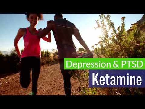 Ketamine for Severe Depression and PTSD  - Klarisana