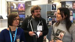 "LBF18 launch of Rohan Quine's ""The Beasts of Electra Drive"", Dan Holloway's ""Kill Land"" & Jane Davis's ""Smash all the Windows"""