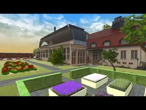 virtueller kurpark bad salzuflen in 2d youtube. Black Bedroom Furniture Sets. Home Design Ideas