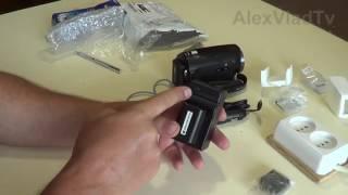 Батареи для Sony HDR-CX620. Посылка из Китая(aliexpress)