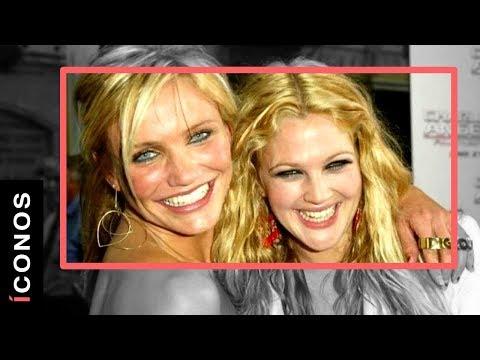 Cómo Cameron Díaz salvó a Drew Barrymore   íconos