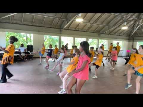 Tarrytown Arts Camp Relishes Outdoor Setting