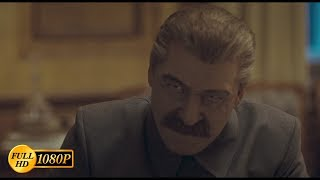 Сталин расспрашивает Арсентьева. Утомленные солнцем: Предстояние.