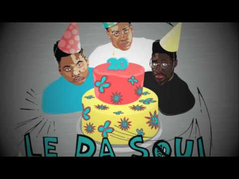 Le Da Soul - Kardinal Offishall - Me, Myself and I