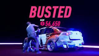 Need For Speed: Heat Lets Play 4 - We Got Busted!