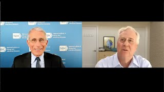 On the COVID-19 Front Lines: A Conversation With Dr. Anthony Fauci
