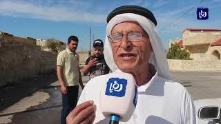 انقطاع المياه يفاقم أوضاع سكان الحمرا في المفرق   8/4/2020