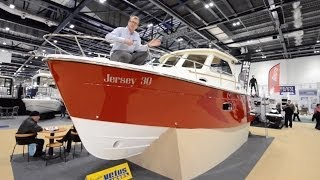 Jersey 30 from Motor Boat and Yachting