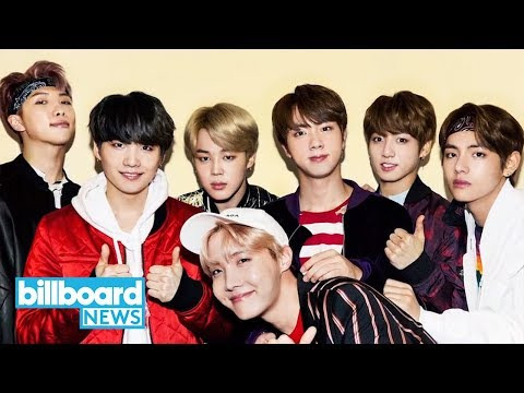BTS' 'DNA' Becomes Most-Viewed Music Video by a K-Pop Group on YouTube | Billboard News
