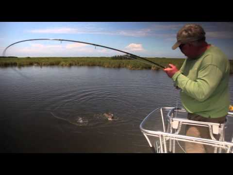 Fly Fishing Film Tour - The Heart of the Marsh - Fly Fishing Coastal Marsh Land