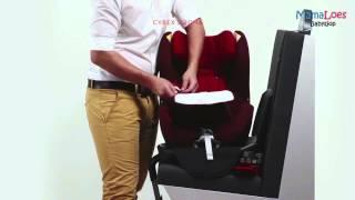 Autostoel Cybex Sirona Installatie - MamaLoes Babysjop
