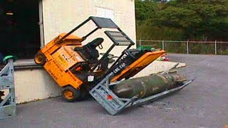 "r/Maliciouscompliance ""Just Use A Forklift"" ""Sure Thing, Boss!"""