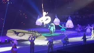 Цирк - братья Запашные. Ангел ы (Ангелы). Новогоднее представление 2018.