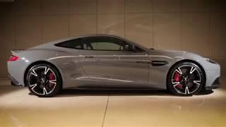 Aston Martin Melbourne - Vanquish S