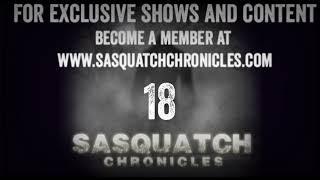 SC EP:18 Sasquatch Stories with Jim Grant AKA Bear