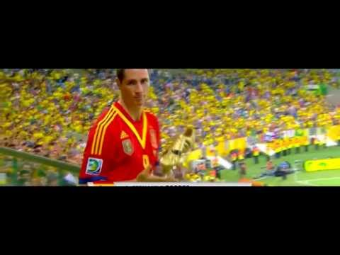 Fernando Torres vs Brazil (Away) 13-14 HD 720p (Confederations Cup Final)