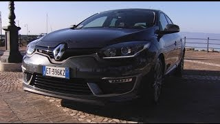 Renault megane 2014 - test drive only sound