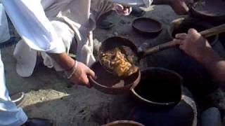 KHALO GHAZI  KATWA (TRADITIONAL FOOD)
