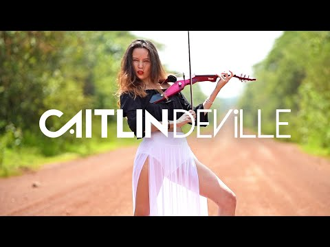 Rockae Clean Bandit ft Sean Paul & AnneMarie  Electric Violin   Caitlin De Ville