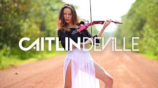 Video Rockabye (Clean Bandit ft. Sean Paul & Anne-Marie) - Electric Violin Cover | Caitlin De Ville download MP3, 3GP, MP4, WEBM, AVI, FLV Desember 2017