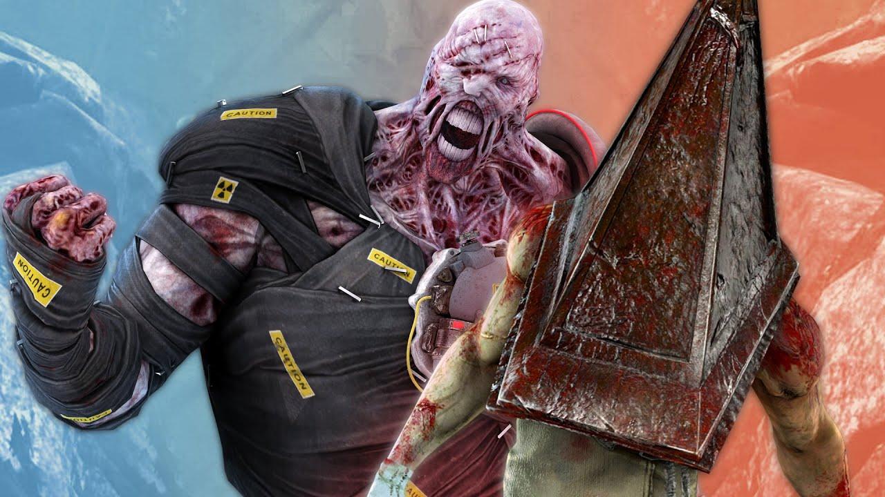 M2 Only Nemesis vs PH | Dead by Daylight