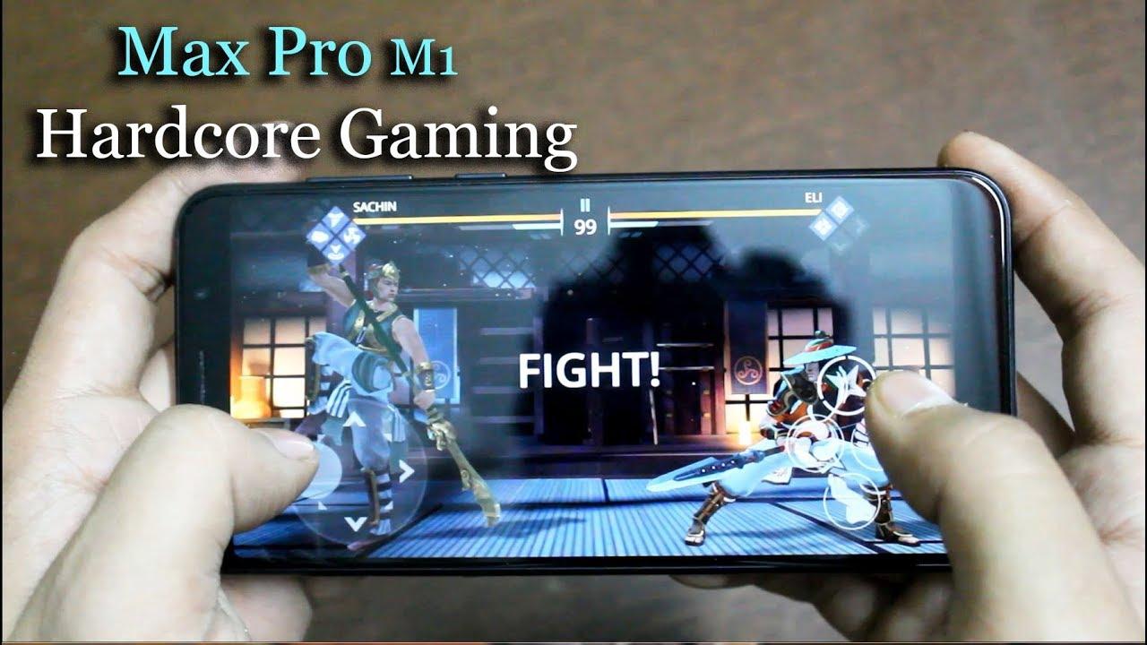Asus Zenfone Max Pro M1 Hardcore Gaming Review (PUBG