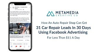 Auto Garage Case Study Video