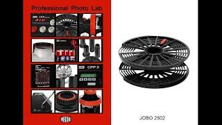 JOBO 2502 Duoset