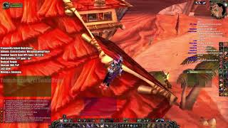 World of Warcraft Classic Undead Rogue Skeram Ex HWL / Gladiator Lvl 60  Mob Farming LIVE VOD