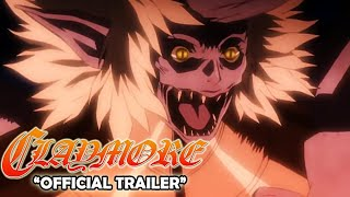 "[CLAYMORE] ""Official Movie"" Trailer 2 High Quality Clare"