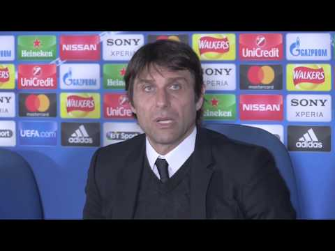 """Close to Perfection"" - Conte on Chelsea v Barcelona"