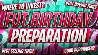 INSANE RED PULL & MORE FUT BIRTHDAY PREP! FIFA 19 Ultimate Team