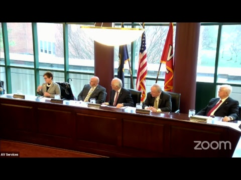 Board of Regents ~ Quarterly Meeting ~ 03/01/2019