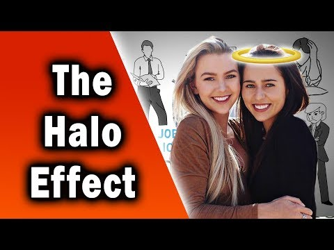 The Halo Effect - How Attractiveness Flows using the Psychology of Attraction