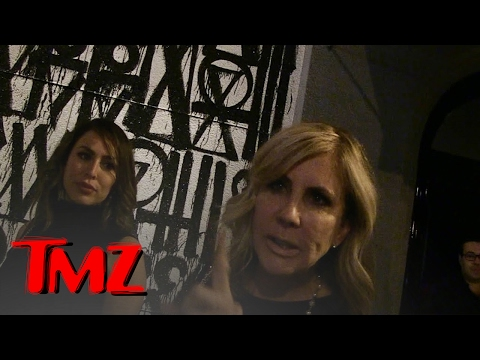 VICKI GUNVALSON Steal from Me? YEAH, YOUR ASS IS GOING TO JAIL! | TMZ