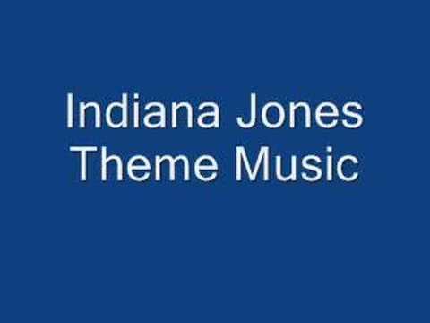 Indiana Jones Theme Music