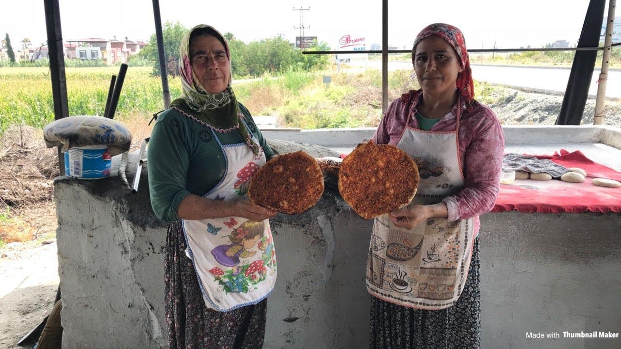 Download TANDIRDA BİBERLİ EKMEK !!!