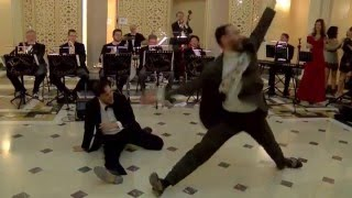 AMAZING DUET - Max Pitruzzella and Thomas Blacharz - Swingin' Genova