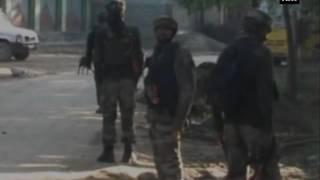 Terrorists fire upon police CRPF patrol party ANI News