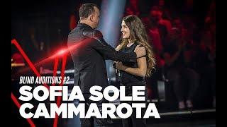 "Sofia Sole Cammarota ""People Help The People"" - Blind Auditions #2 - TVOI 2019"