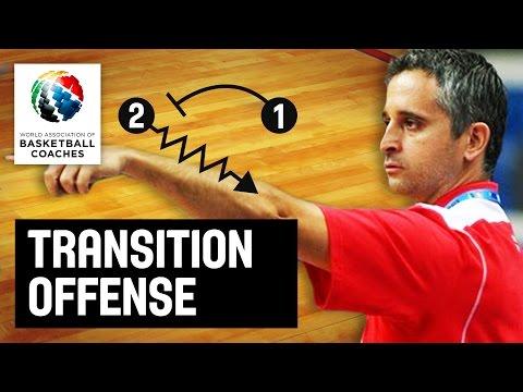 Transition offense - Igor Kokoskov - Basketball Fundamentals