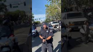 George Floyd Protest Police Brutality - 22.1 - San Jose