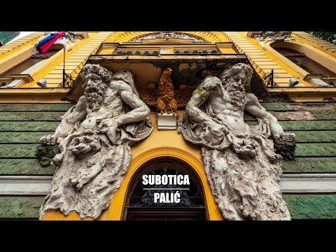 Subotica & Palic in 4k